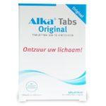 Alka tabletten voor ontzuren van het lichaam bestellen