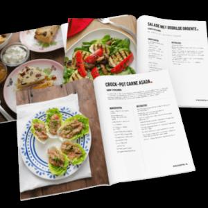 101 paleo receptenboek online bestellen