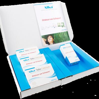 Alka pakket voor ontzuren van het lichaam online kopen