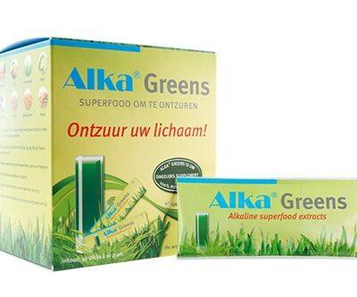 AlkaVitae Greens voor ontzuren van het lichaam bestellen