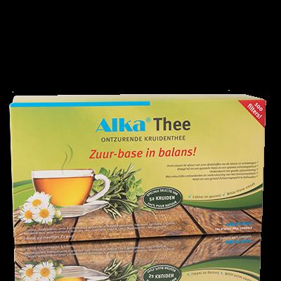 Ontzurings kruidenthee van Alka bestellen - kopen