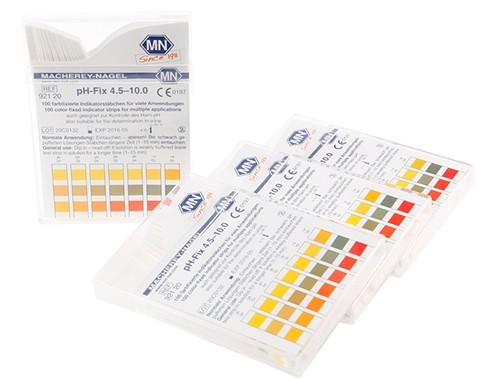 pH strips voor zuurgraad van het lichaam meten bestellen