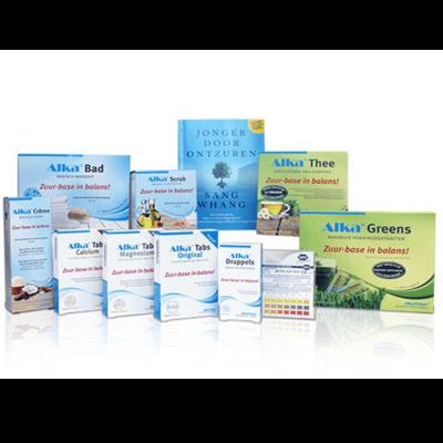 Alka vitae totaalpakket voor ontzuren - ontslakken van het lichaam