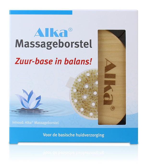 Alka massageborstel nu bestellen kopen
