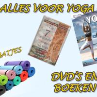 Alle yoga benodigdheden online bestellen